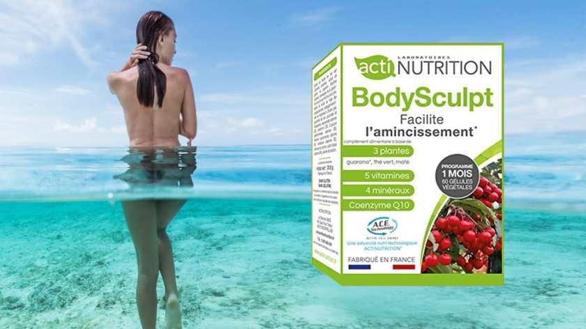 BodySculpt Actinutrition brûle-graisse