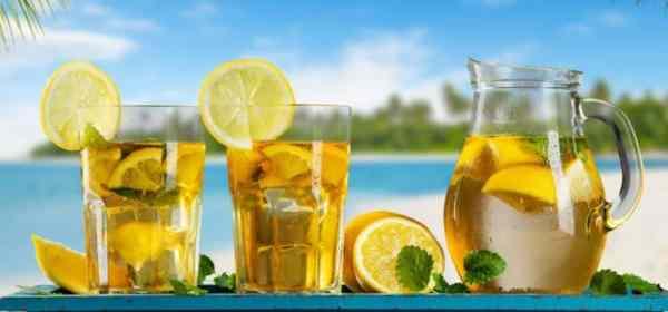 Les boissons bien-être et les bienfaits sur la santé.