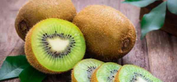 Le kiwi et ses bienfaits pour le système immunitaire.