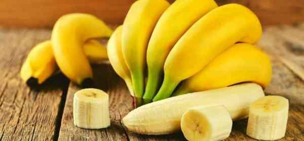 L'infographie sur les vertus de la banane