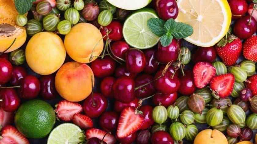 fruits été