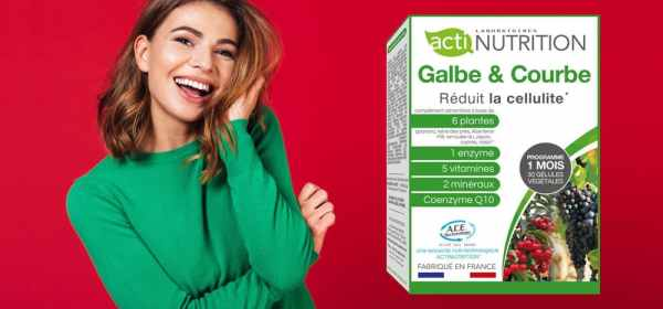 Galbe & courbe Actinutrition