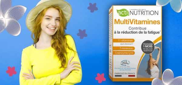 MultiVitamines Actinutrition