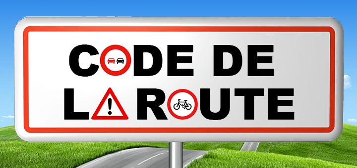 """Résultat de recherche d'images pour """"code la route"""""""