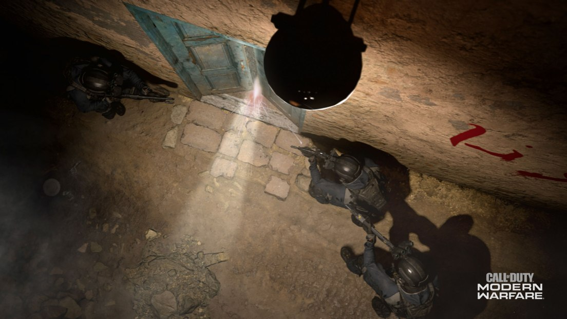 First Look At Modern Warfare's Gameplay Mechanics MW MP TRAILER SCREEN 005