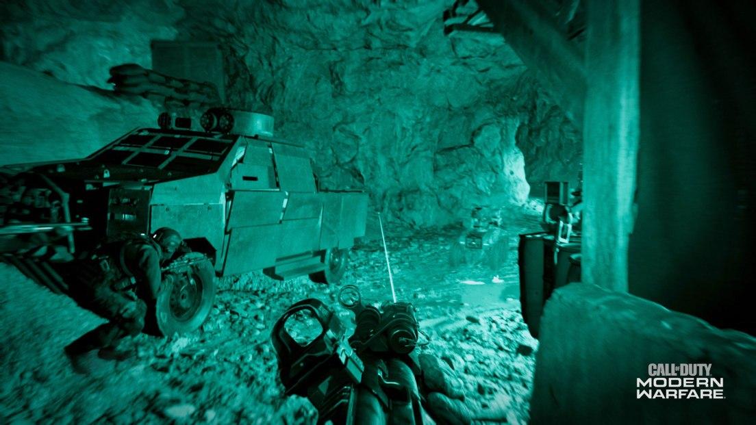 First Look At Modern Warfare's Gameplay Mechanics MW MP TRAILER SCREEN 009