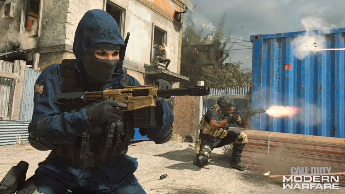 Modern Warfare and Warzone Season 3 Content AGB MW S3 MP Action