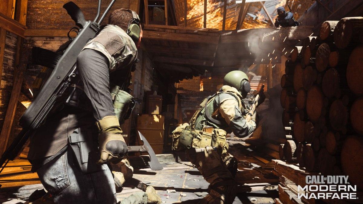 Modern Warfare and Warzone Season 3 Content AGB MW S3 MP Hovec Sawmill PR