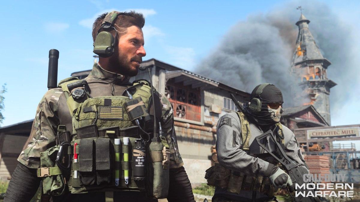 Modern Warfare and Warzone Season 3 Content AGB MW S3 MP Maps A G