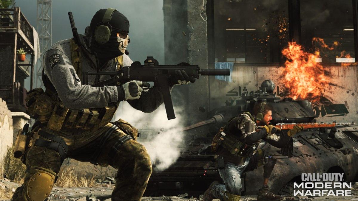Modern Warfare and Warzone Season 3 Content AGB MW S3 MP Maps A G 2