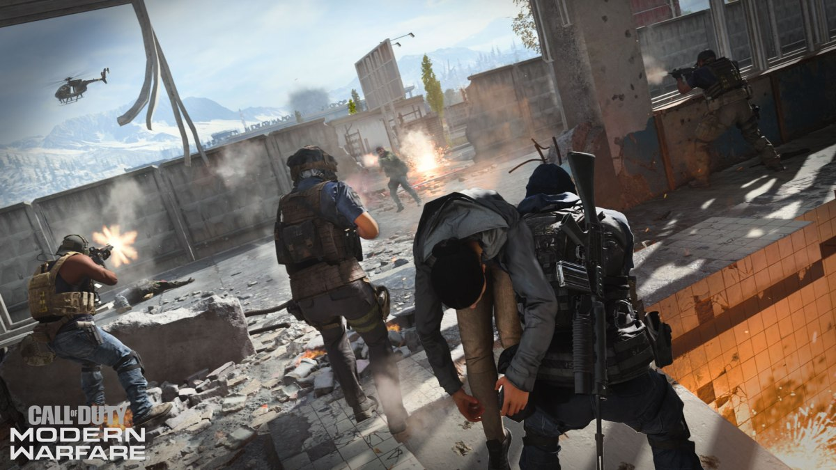 Modern Warfare Special Ops Gets a New Gameplay Trailer and Details 2