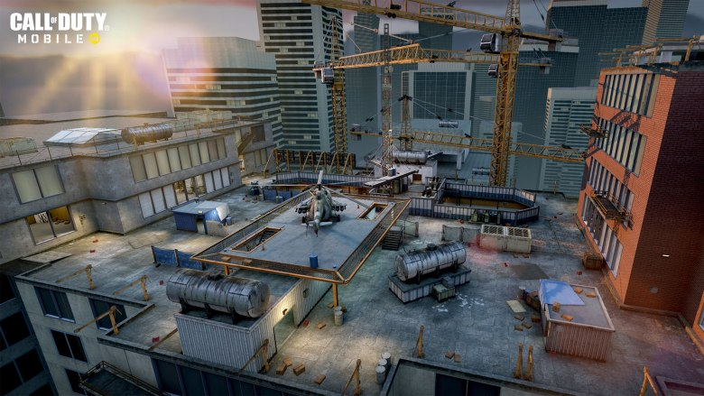 Call of Duty®: Mobile Map Snapshot: Highrise