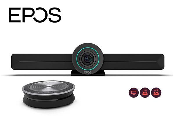 EPOS EXPAND Visio 3T – Solution vidéo tout-en-un pour Salles Microsoft Teams sur Android™