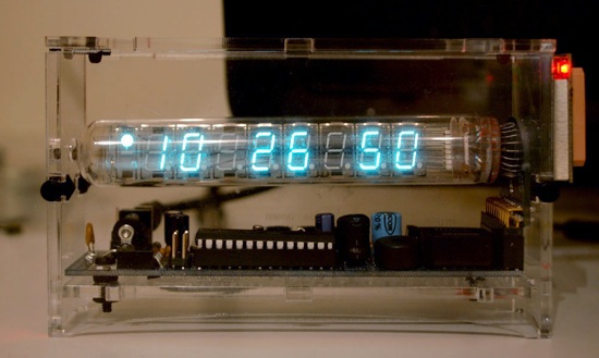 GPS timekeeping with the Ice Tube Clock  hacks and mods