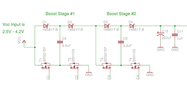 diagram parts of a feather circuit and wiring diagrams difference switched capacitor boost converter from discrete components « adafruit industries – makers ...