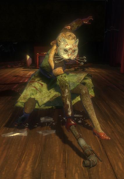 BioShock Kitty Splicer Mask  Adafruit Industries  Makers