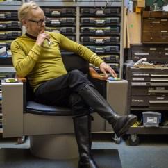 Star Trek Captains Chair Ergonomic Canada Adam Savages Build  Adafruit
