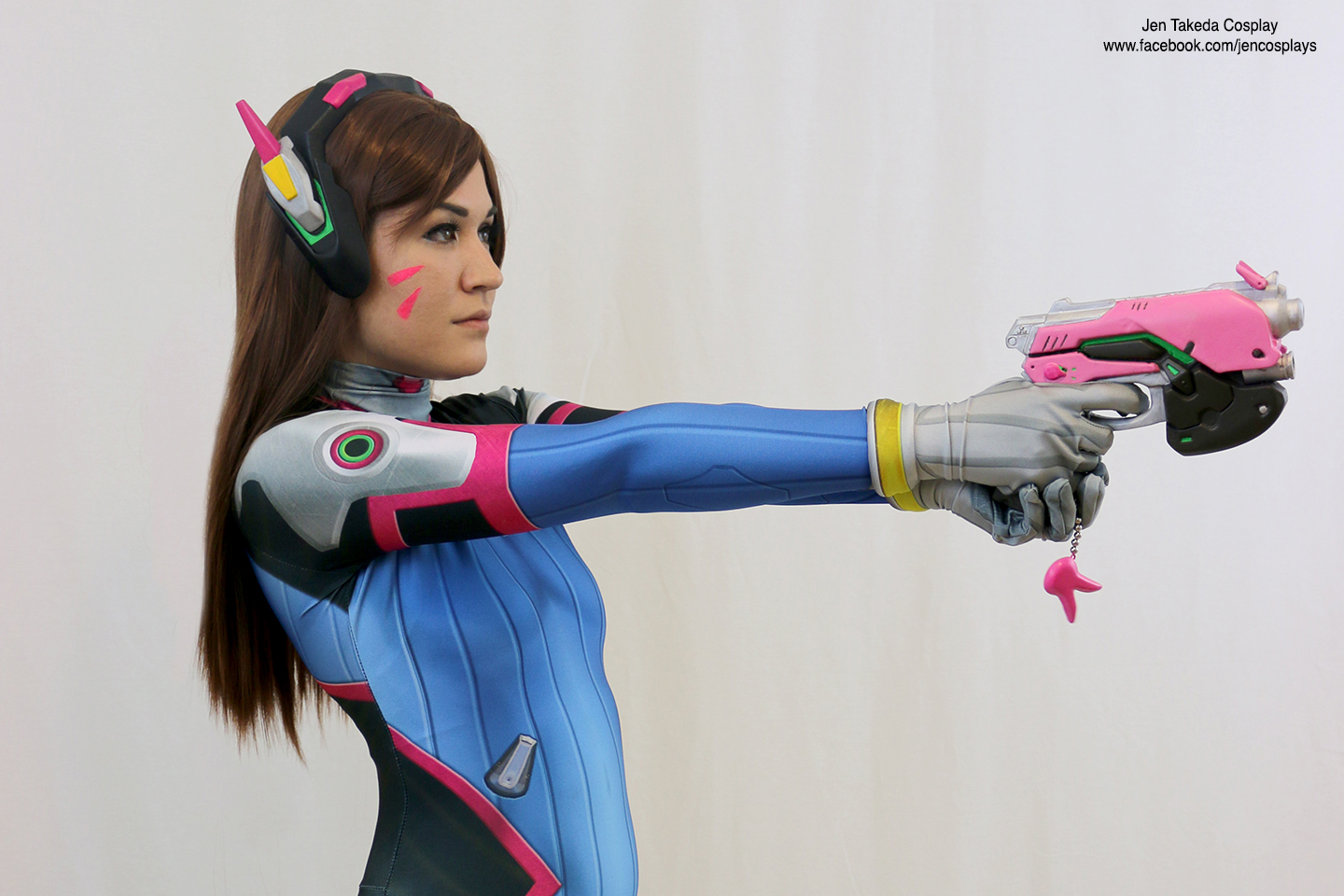 Raspberry Pi Wallpaper Hd Overwatch D Va Cosplay 171 Adafruit Industries Makers