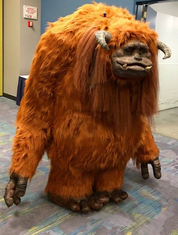 Full Scale Labyrinth Ludo Costume Adafruit Industries