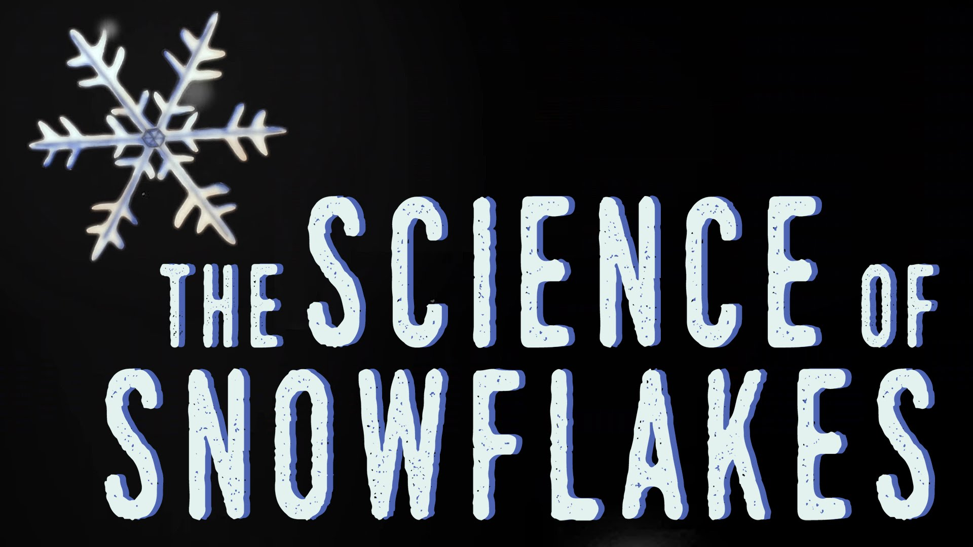 The Science Of Snowflakes Saturdaymorningcartoons