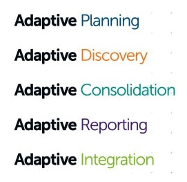 Adaptive Insights, cloud cpm software, corporate performance management, business budgeting software, budgeting and forecasting, visual analytics, financial reporting software