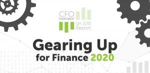 Adaptive Insights CFO Indicator Q4 2015 Report