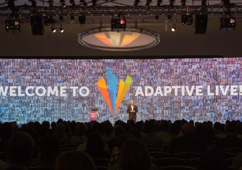 Adaptive Live 2016 Crowd