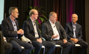 Panel Speakers at CFO Symposium