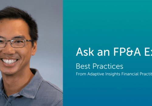FP&A Expert Kerman Lau