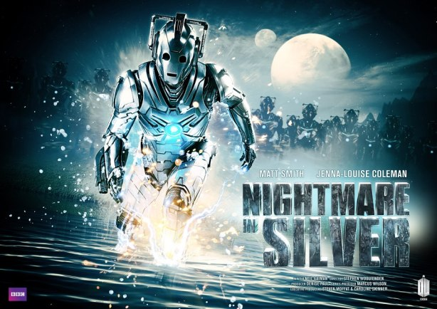 Doctor Who: Nightmare in Siver