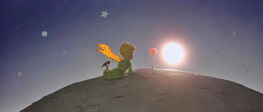 The Beautiful New Trailer For 'The Little Prince' Gave Me Feelings.