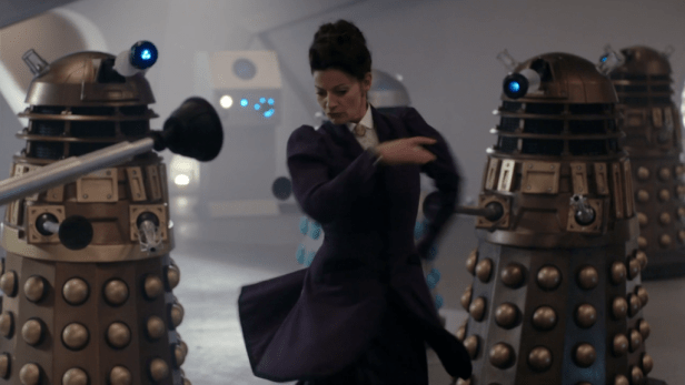 Doctor Who The Witch's Familiar Review