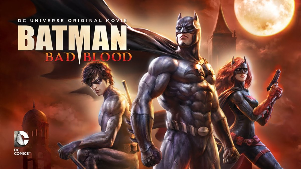 'Batman: Bad Blood' Review: Band-Aids Don't Fix Bullet Holes