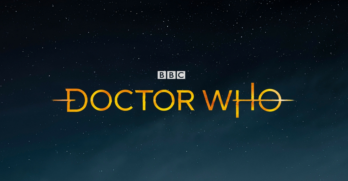 What Do You Think of the New 'Doctor Who' Logo?