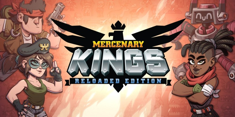 Mercenary Kings Reloaded Edition for Nintendo Switch Review