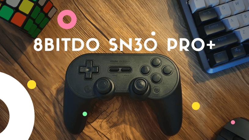 8bitdo SN30 Pro+