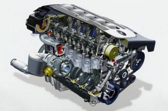 Reihenmotor