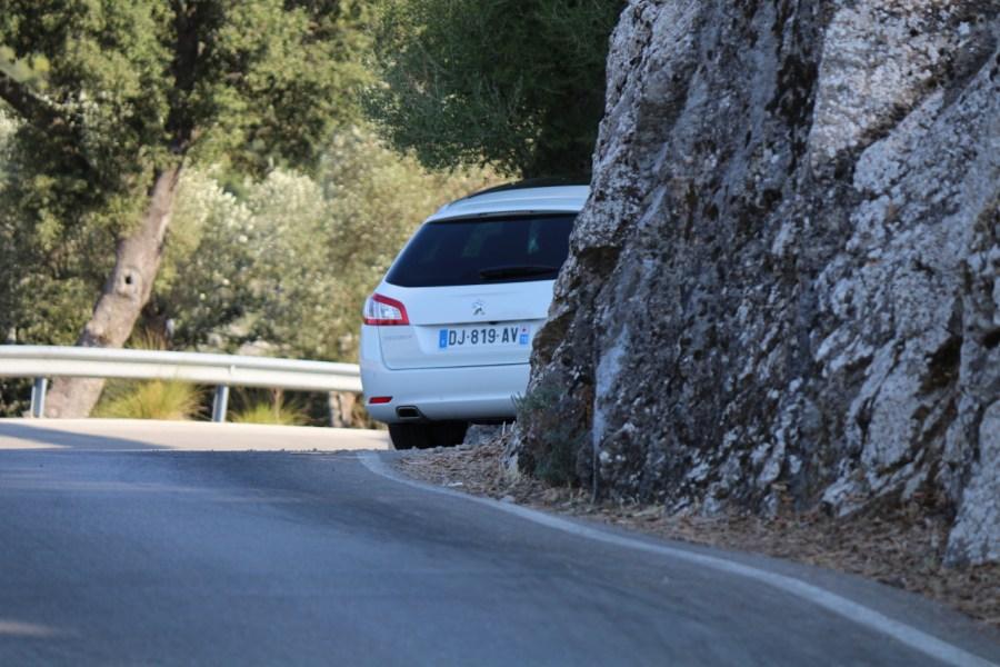 Peugeot @ Mallorca