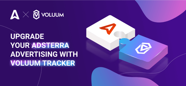 Adsterra and Voluum Integration 2020