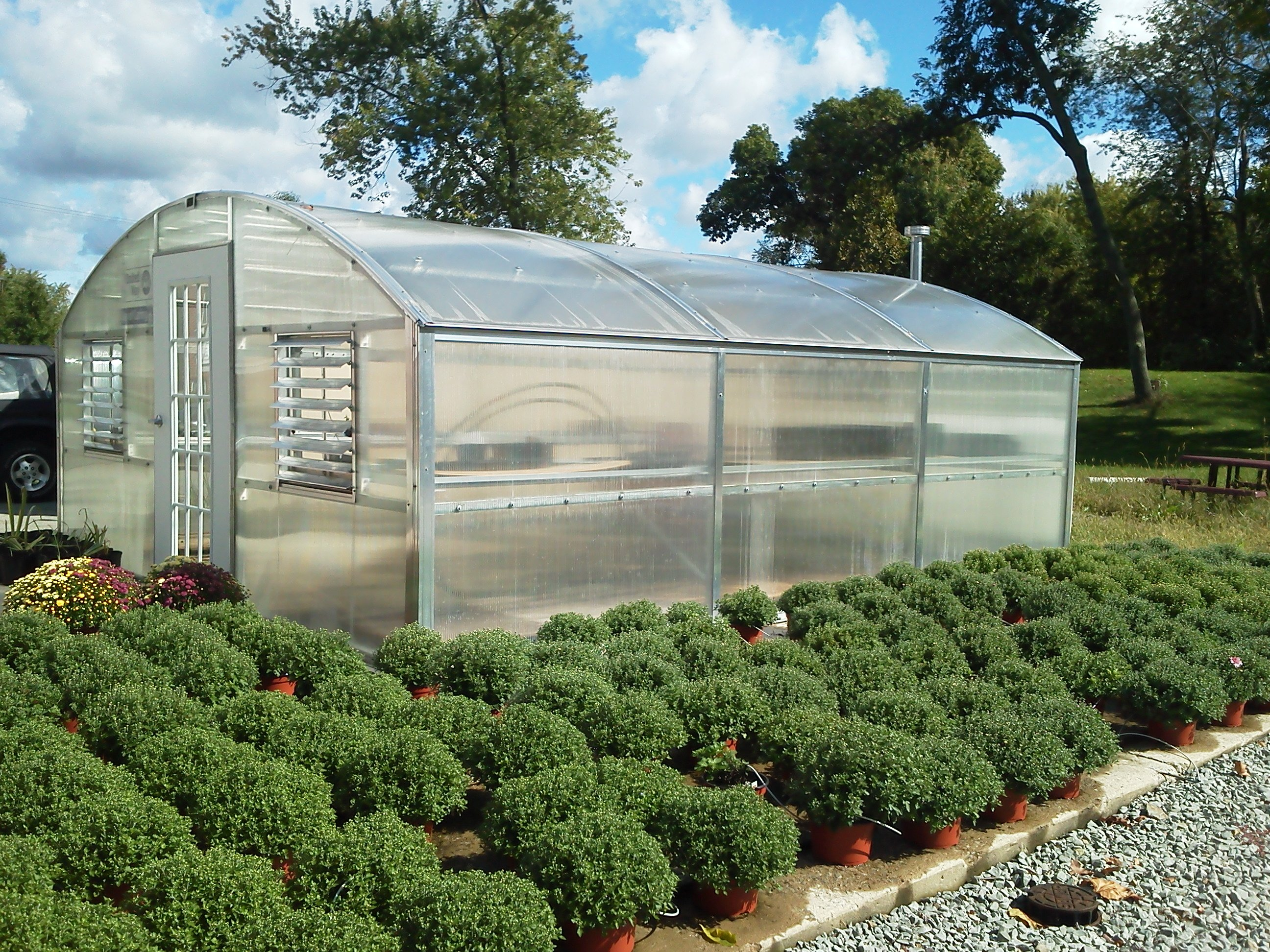 Not sure how much greenhouse you need?
