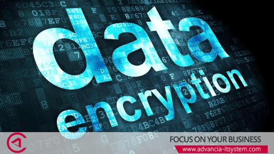 Le cryptage des données améliore la sécurité de vos informations