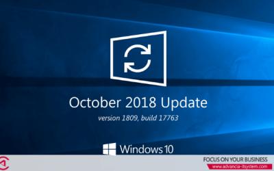 Windows 10 October Update : quelles nouveautés ?