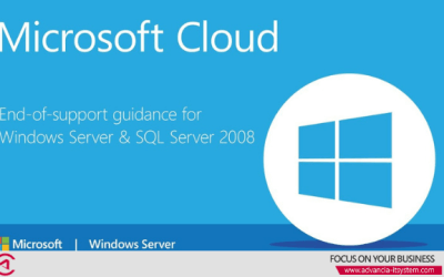 Fin de Support de Windows et SQL Server 2008 Et 2008 R2