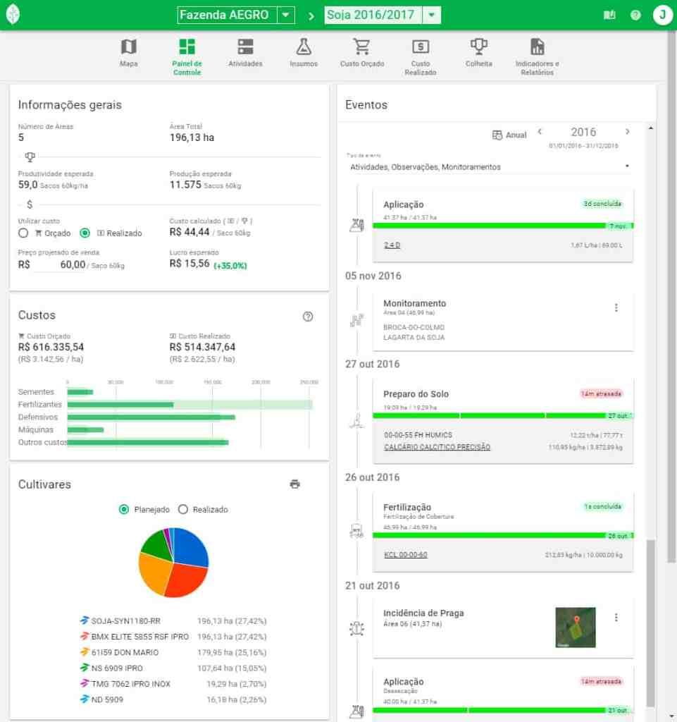 software para fazendas