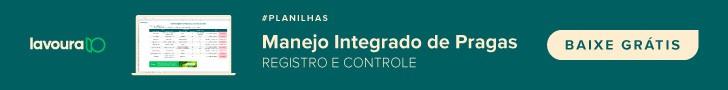 planilha de manejo integrado de pragas - mip Aegro, baixe grátis