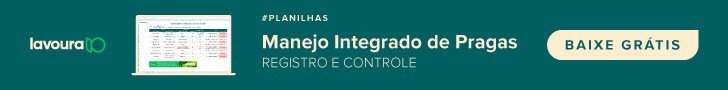 planilha manejo integrado de pragas - mip Aegro