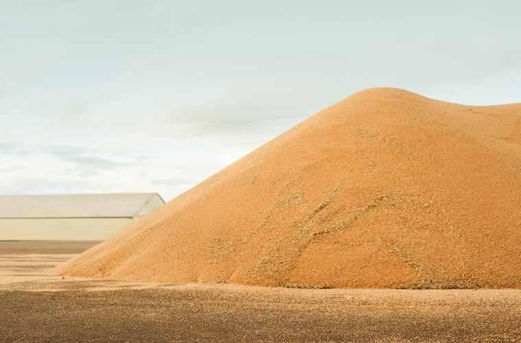 secagem e armazenamento de grãos