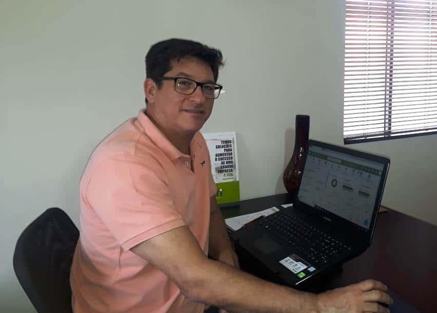 Consultor Marco Antônio MT