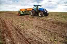 como regular plantadeira de trigo
