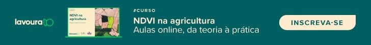 Curdo de NDVI na agricultura Aegro, inscreva-se